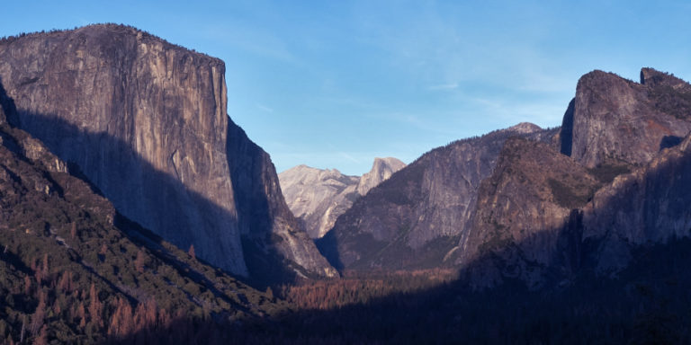 Yosemite & Sequoia
